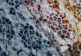 Silk Brukat (Jacquard) Print D#GH-9704 D#GH-9694